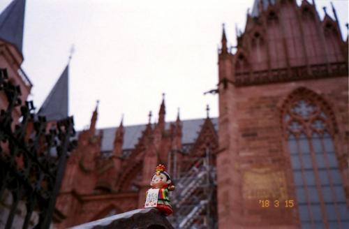 Braut auf Tour 6- Eppenheim am Rhein