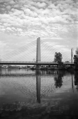Werksbrücke West Sindlingen