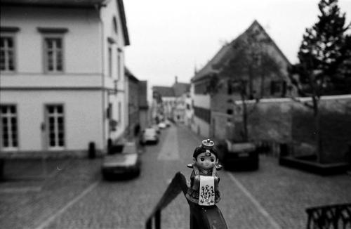 Braut auf Tour 5- Eppenheim am Rhein