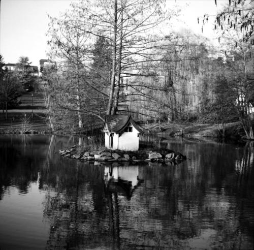 Haus auf dem See- Victoriapark Kronberg am Taunus